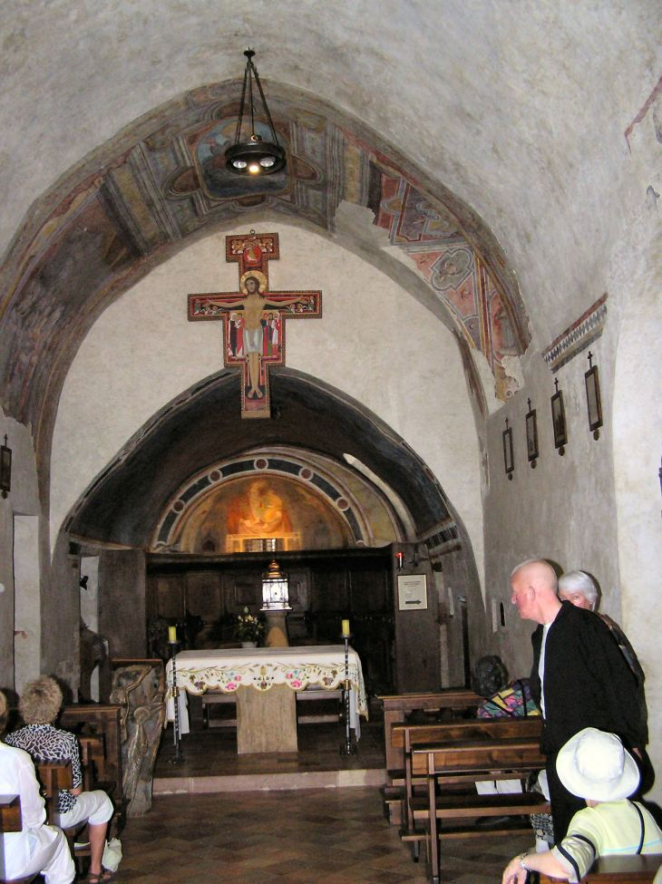 San_Damiano-St. Clare Church