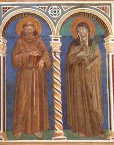 St. Francis and Clare
