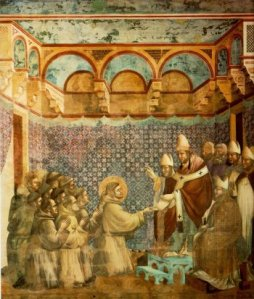 Giotto Confirmation of Rule