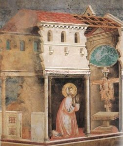 Giotto Miracle of the Crucifix