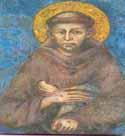 St. Francis and Stigmata