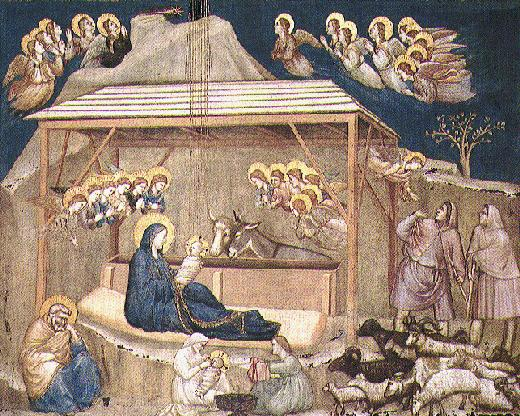 Birth of Jesus (St. Francis Basilica
